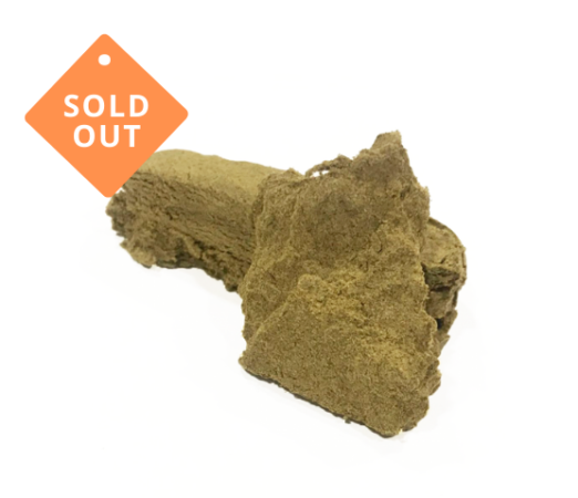 cbd hash sold out