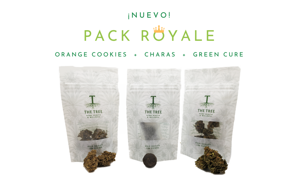 Pack Royale cbd